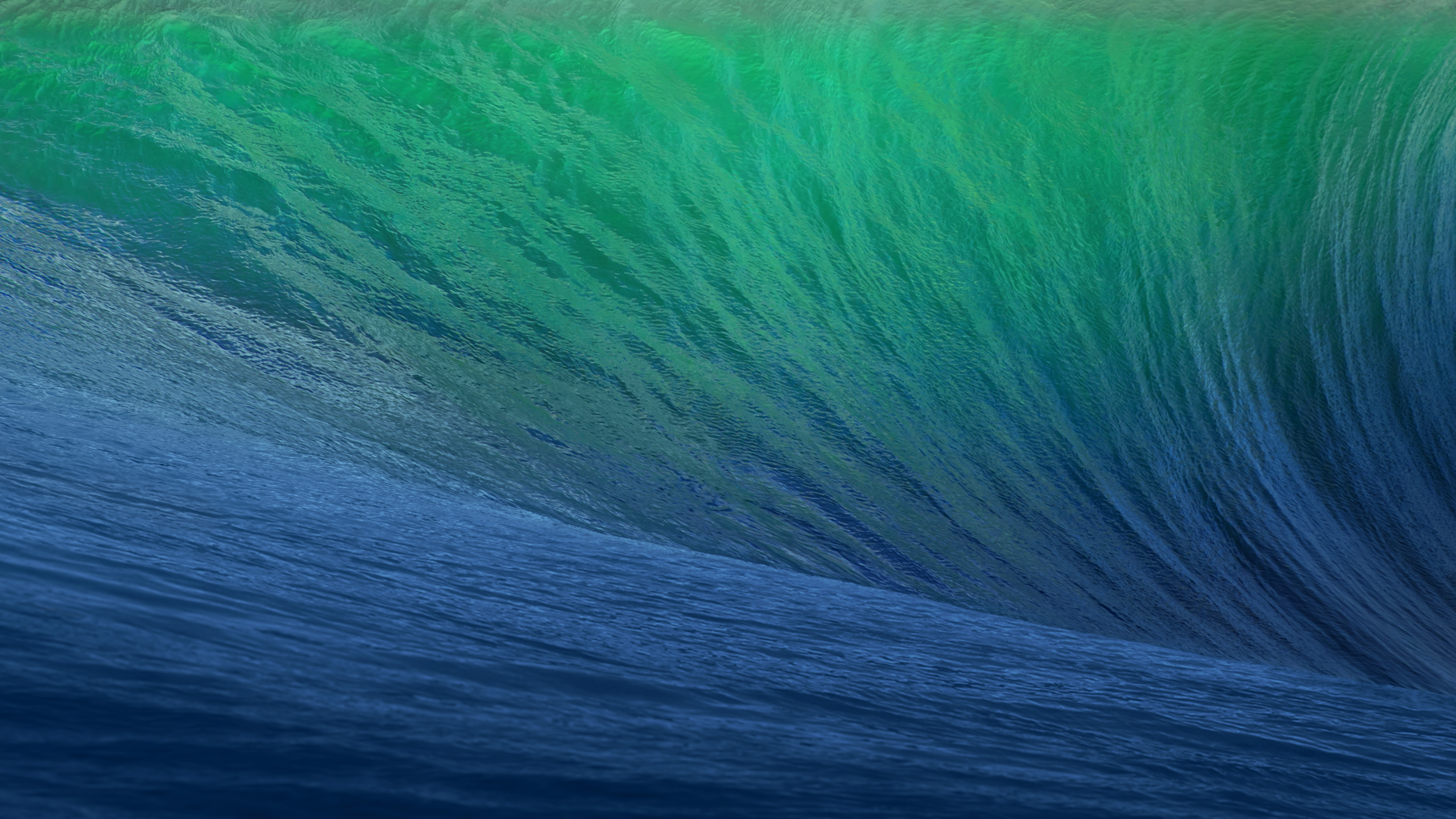 OS X Mavericks - Wallpaper