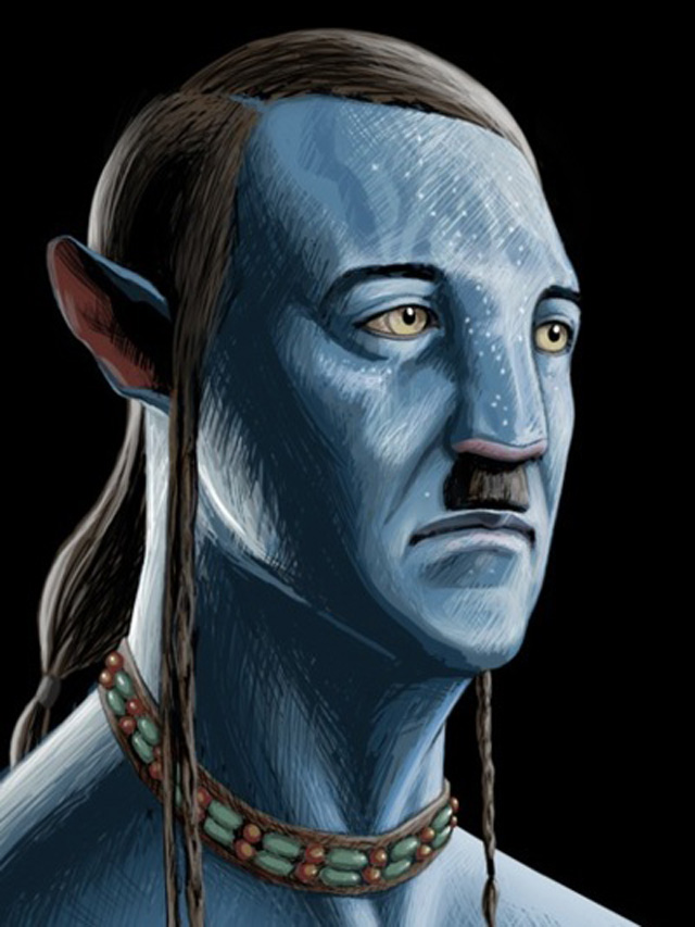 avatar hitler If Hitler was an Avatar character
