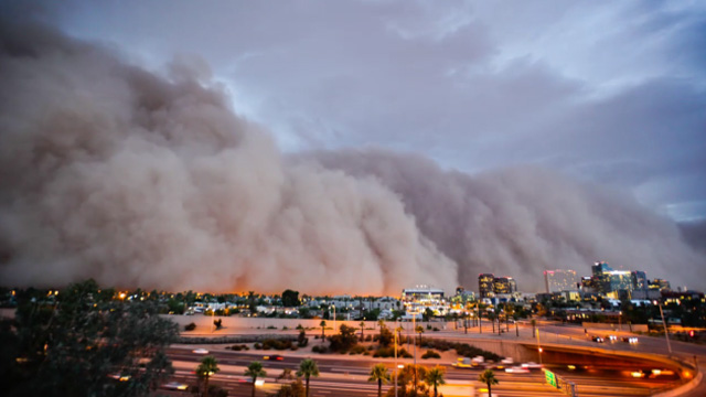The Phoenix Haboob of July 5th 2011 The Phoenix Haboob of July 5th, 2011