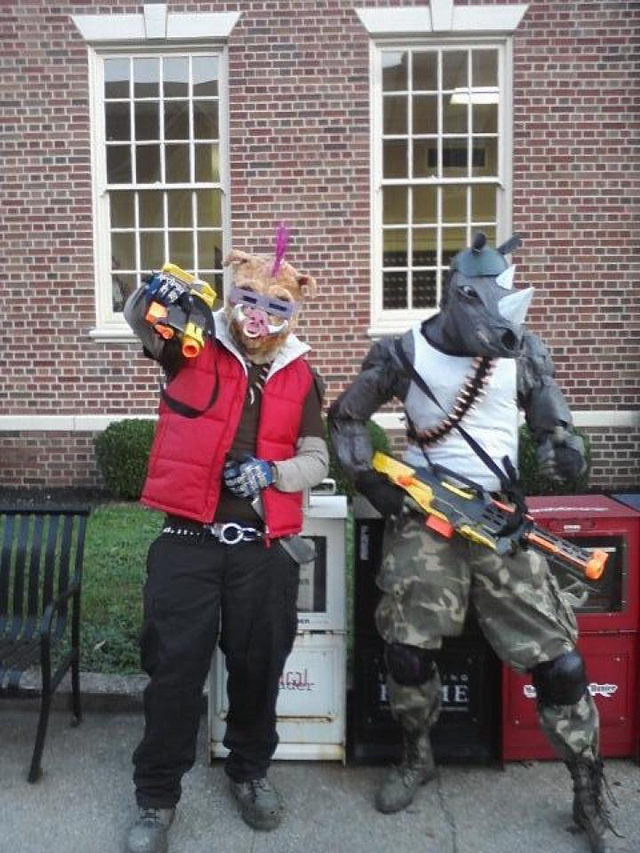 Bebop and Rocksteady Bebop and Rocksteady