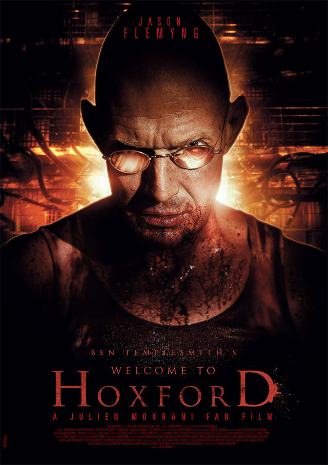 Fan Made Welcome to Hoxford Fan Made: Welcome to Hoxford