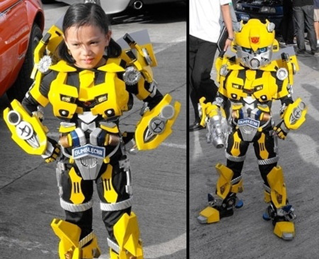 transformers costume bumblebee Transformers costume