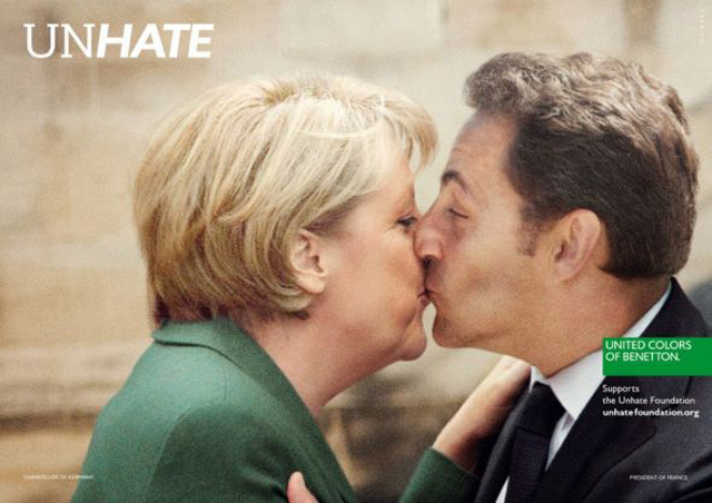 Benetton Unhate 1 Benetton: Unhate