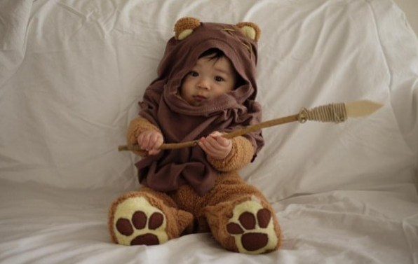Cutest Ewok ever Cutest Ewok ever
