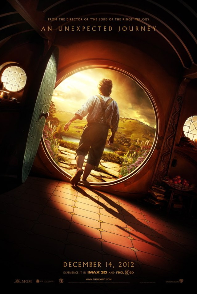 THE HOBBIT Poster The Hobbit   Trailer