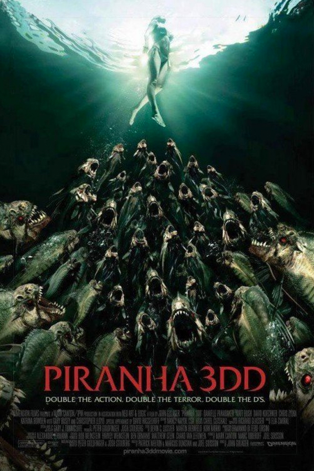 piranha 3dd Piranha 3DD   Red Band Trailer