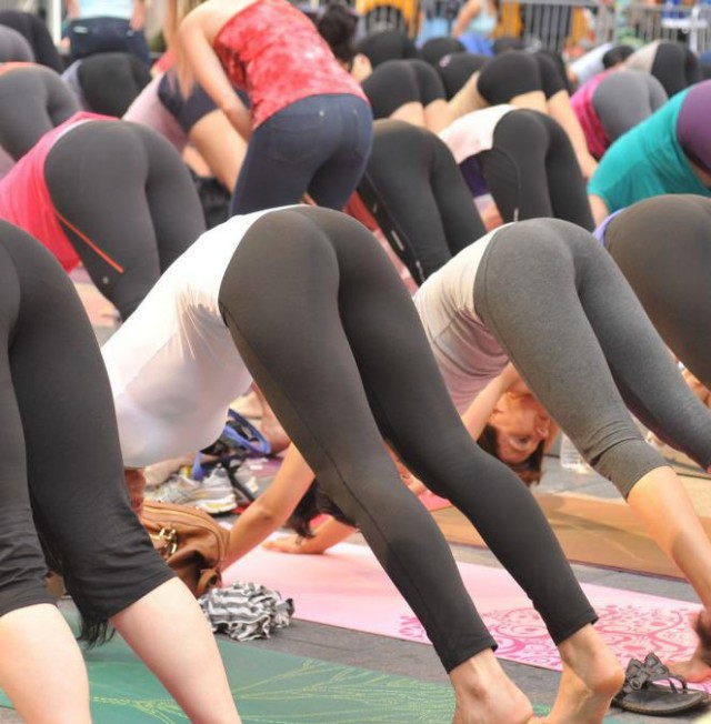 Yoga Ass Pants