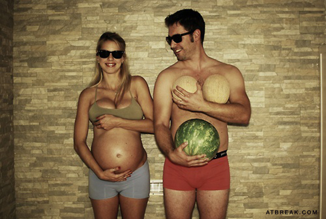 How you do pregnancy photos